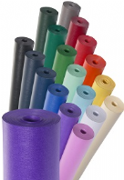 Embossed Display Paper - Backing Rolls- Extra Wide 1020mm